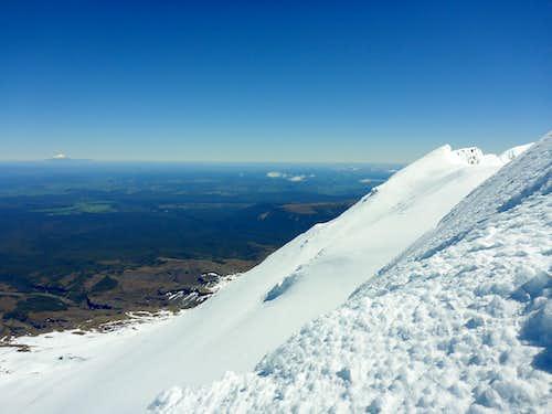Skyline Ridge slopes