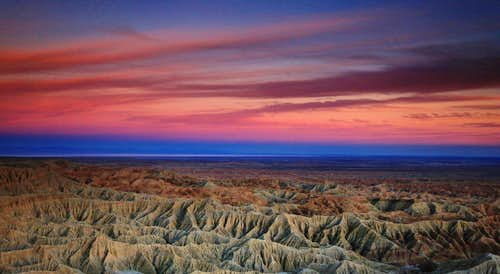 Font's Point Sunset