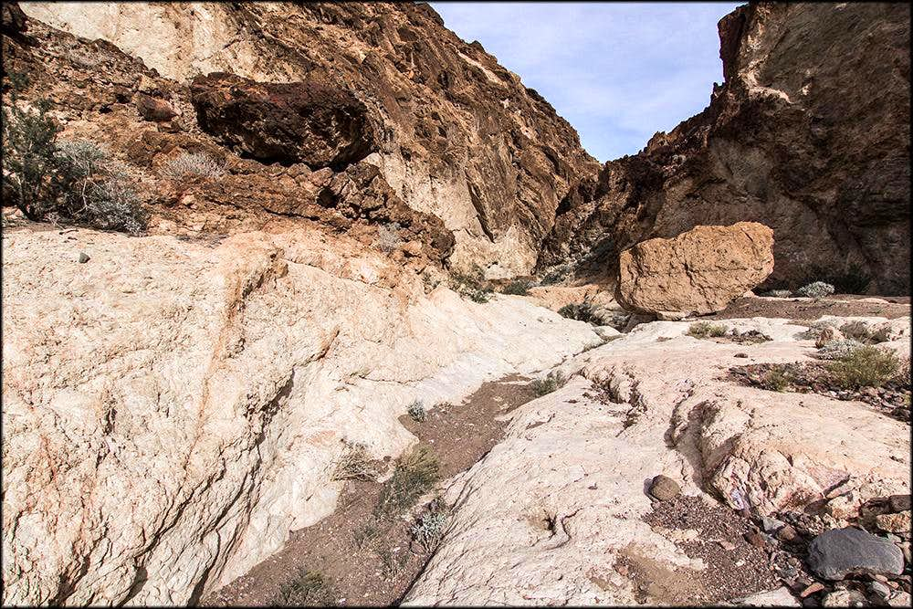 Fenlon Bend Cove Canyon