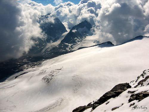 Monte Nevoso normal route