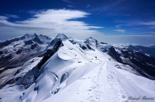 Breithorn Normal Route
