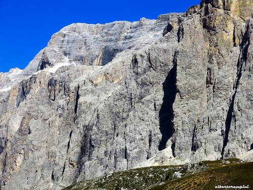 Quarta Torre di Sella (Fourth Sella Tower)
