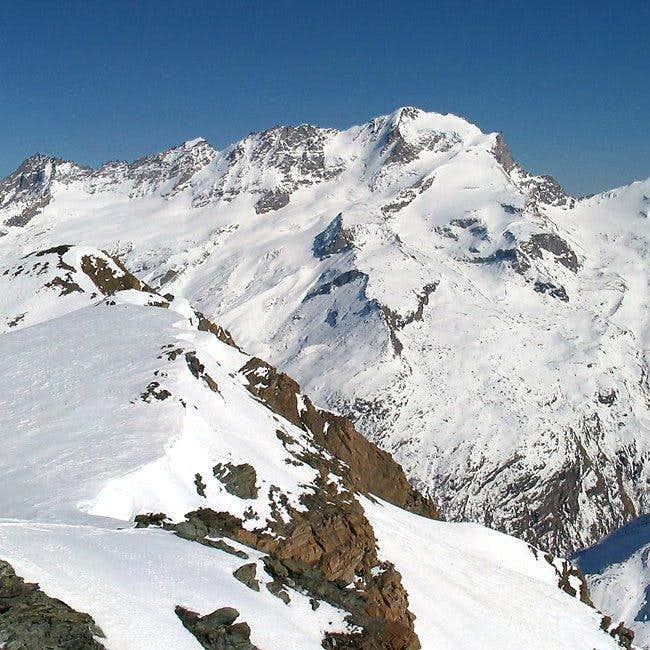 <font color=blue>▲</font>Gran Paradiso Group - Northern Sector