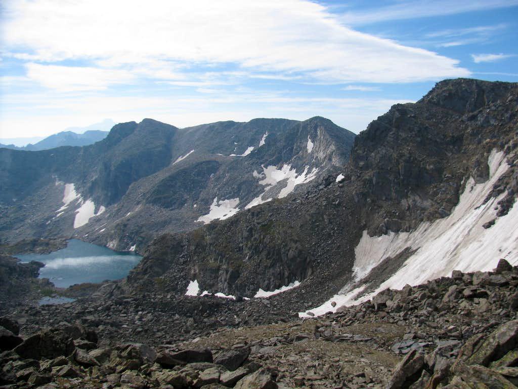 Mount Ida and Azure Lake