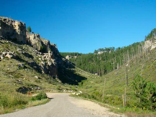 Hell Canyon South Dakota