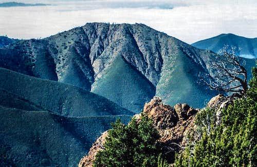 Eagle Peak (Mt. Diablo State Park)