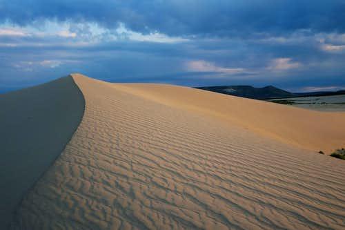 Killpecker Dunes, Sunrise