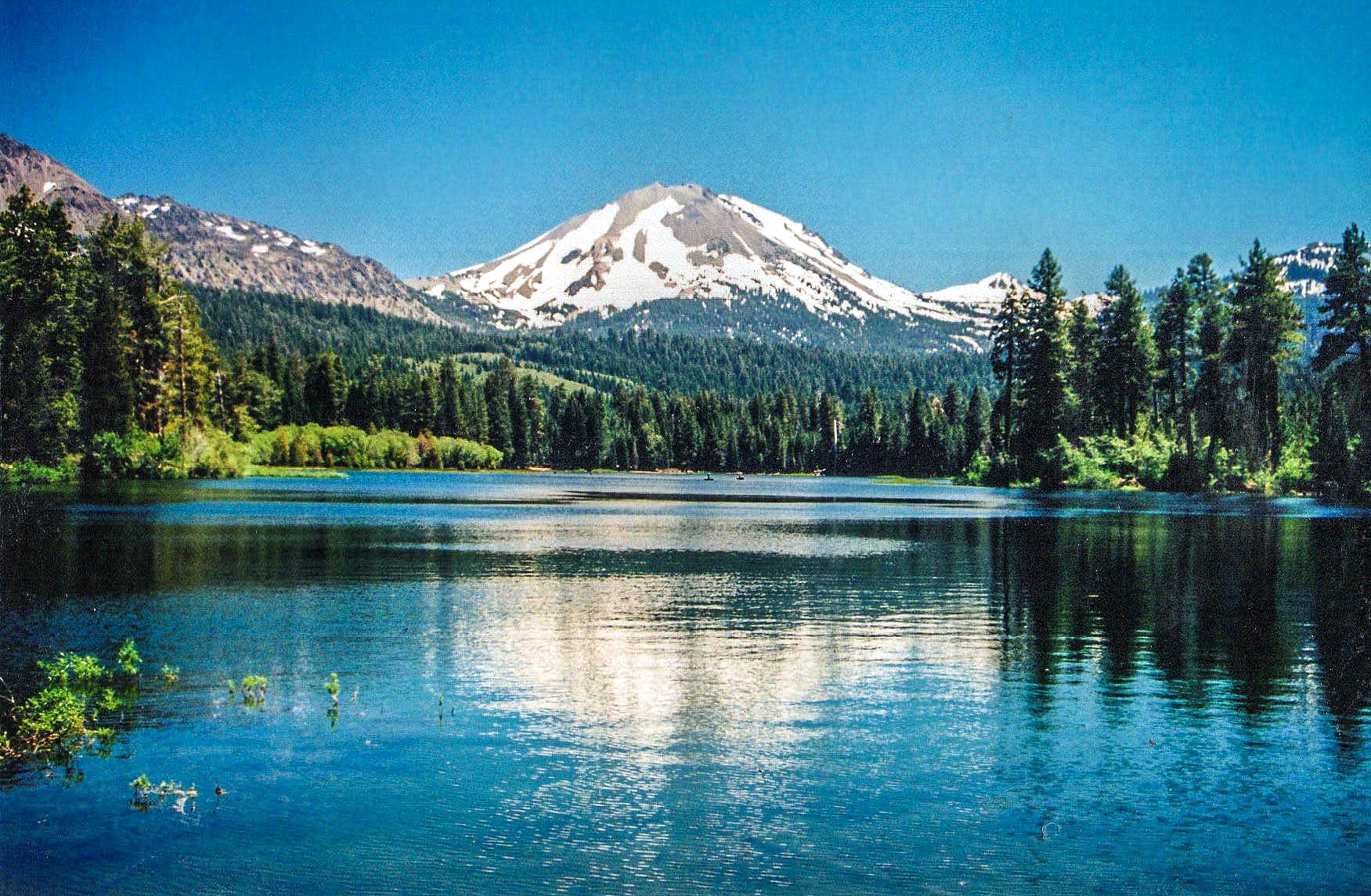 Sierra + Shasta, Lassen scans early 2000s