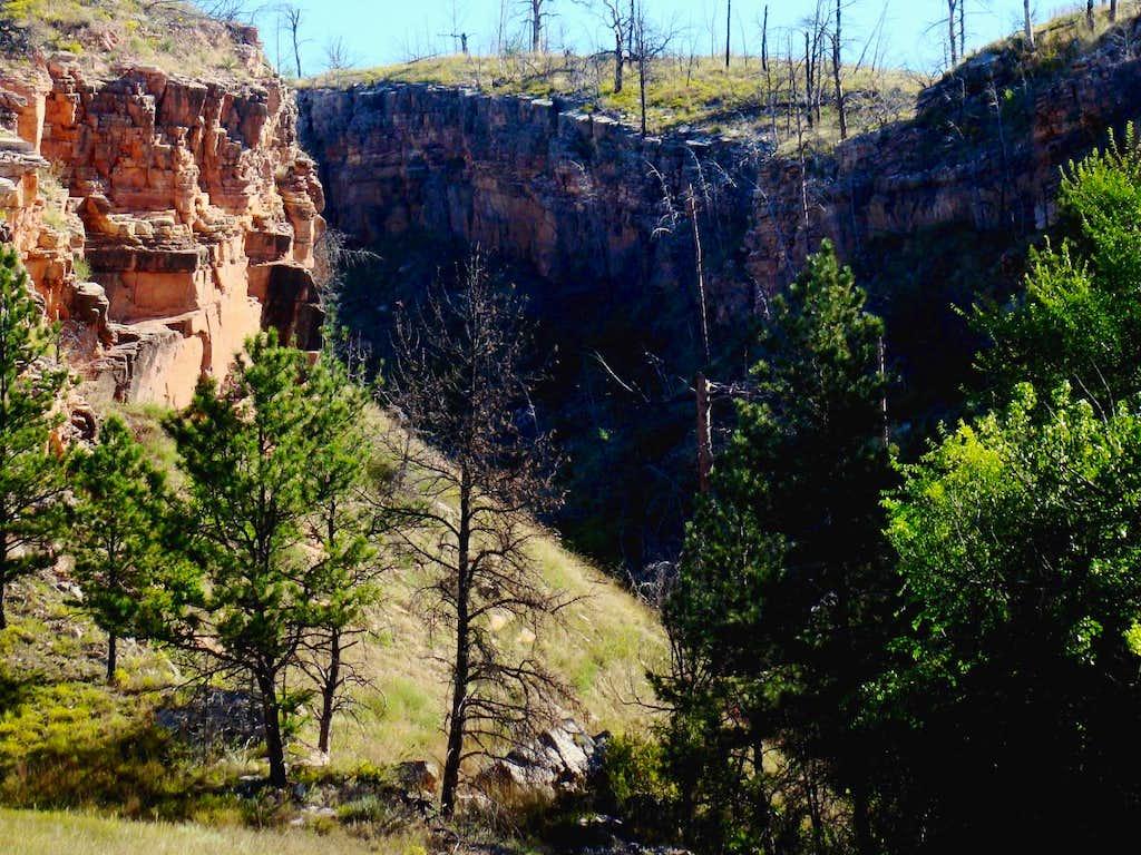 Canyon at Cascade Springs