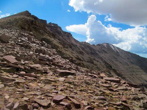 ridge approach to Kings & SKings