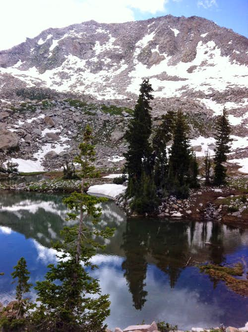 Upper Red Pine Lake