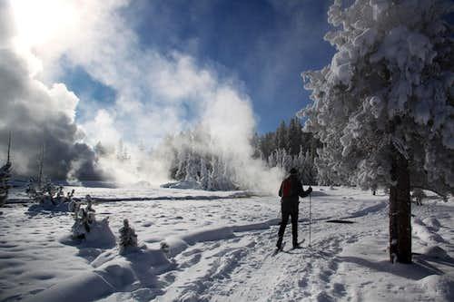 Winter Yellowstone