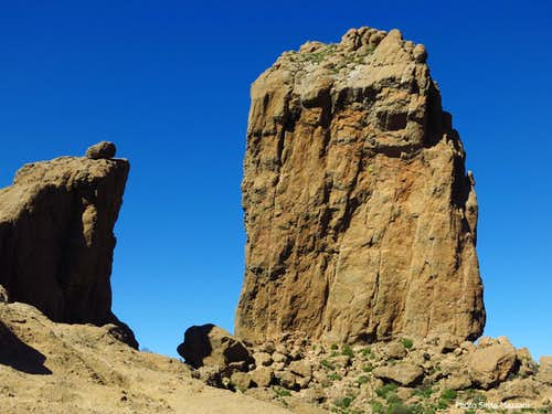 Via Alemana - Roque Nublo
