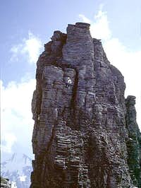 Summit tower, Tschingellochtighorn.