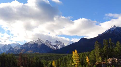 Two Trips to Banff