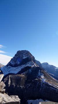 Mount Lougheed