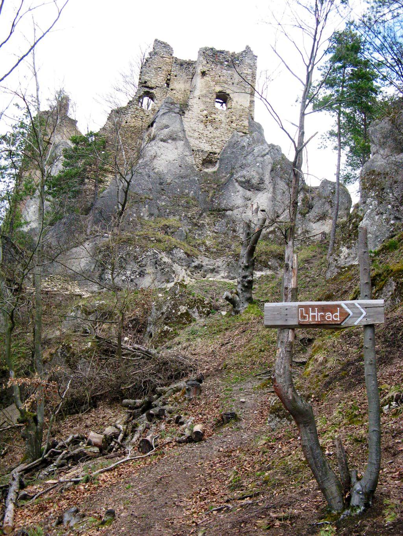 Hričov Castle