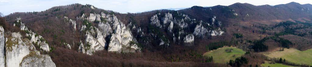 The Rocks of Súlov