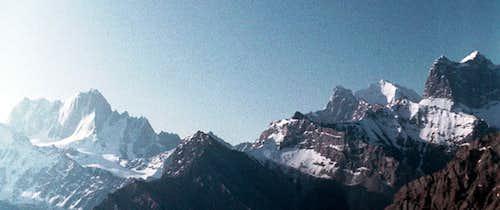Peaks of Aksu region 2