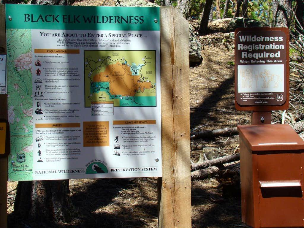 Black Elk Registration