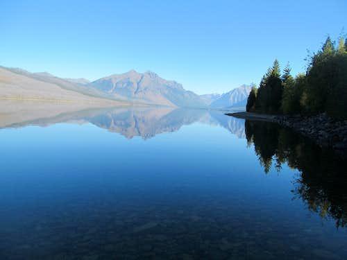 Lake McDonald & Mt. Vaught