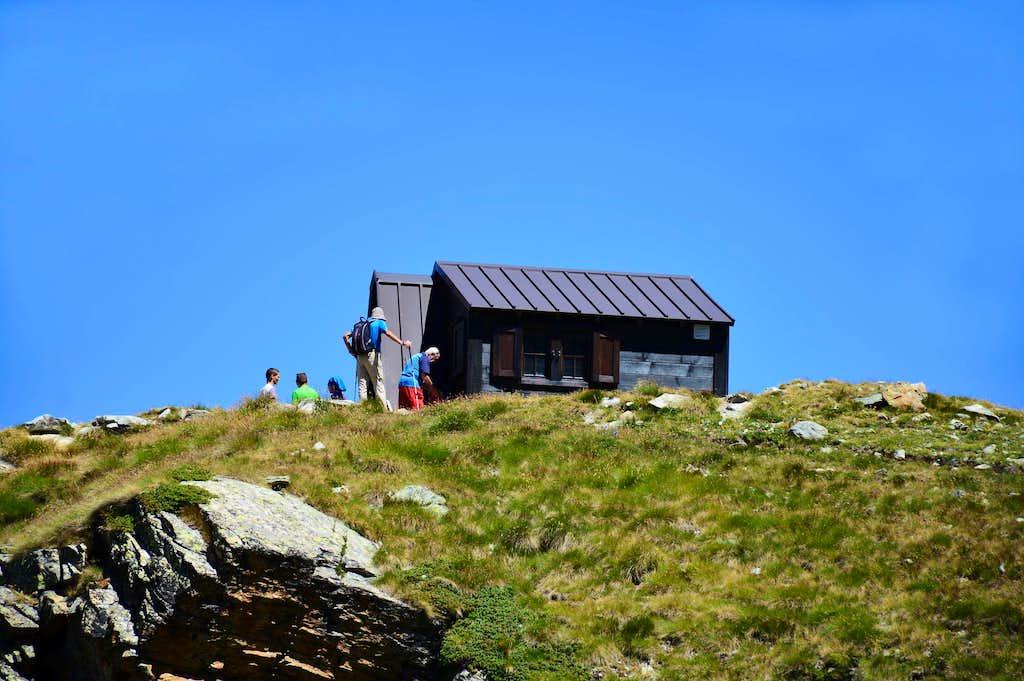 Alpine BIVOUACS in the Aosta Valley (Valpelline Valley)