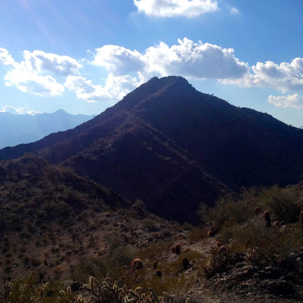 Maricopa Peak
