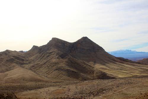 Tabeau Peak