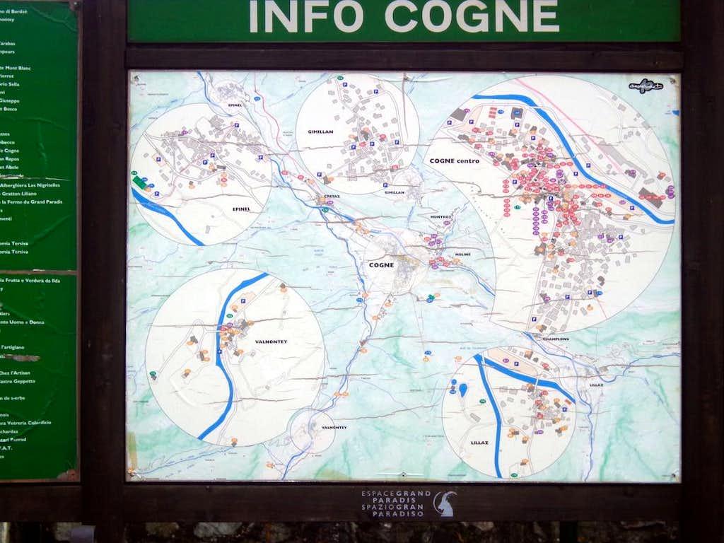 Cogne Valley Info Cogne Common & Surroundings 2015