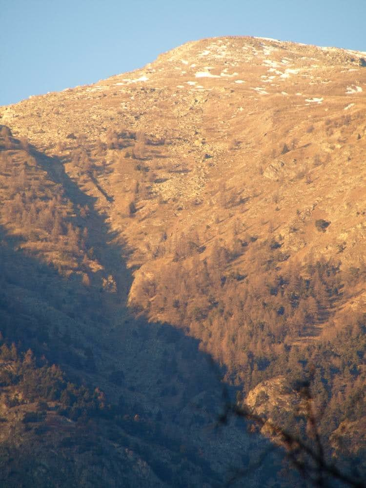 Unnamed Vallon from M. Mary above Cérisoulaz 2015