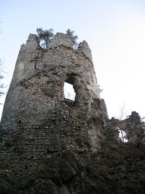 Blatnica Castle