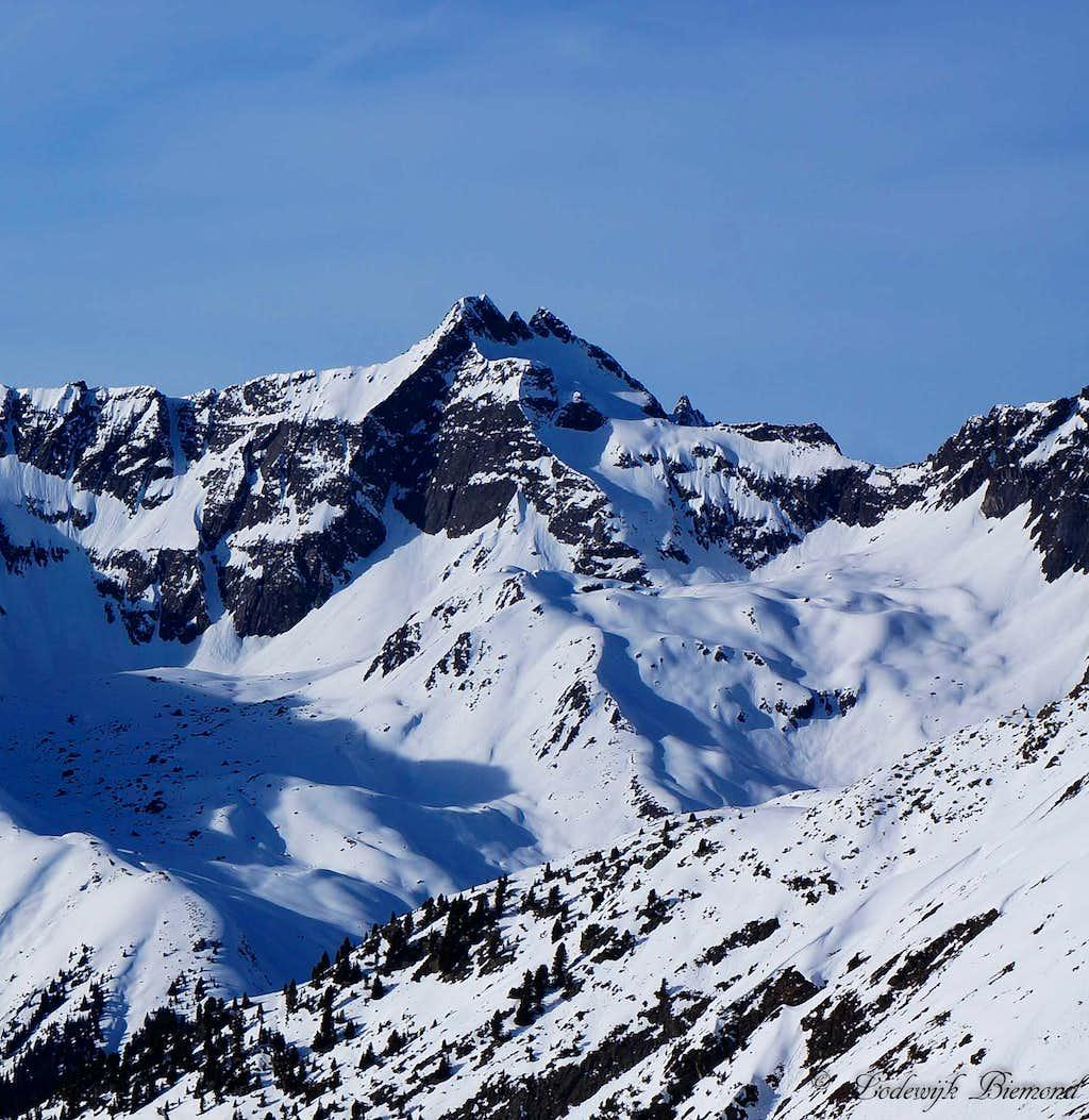 Fatlarspitze (2986m, SE Face)