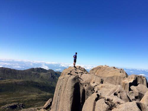 Summit of Agulhas Negras