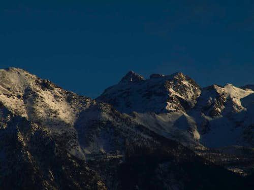 Dark Profiles Mont Charmontane & Mont Avìc 2015
