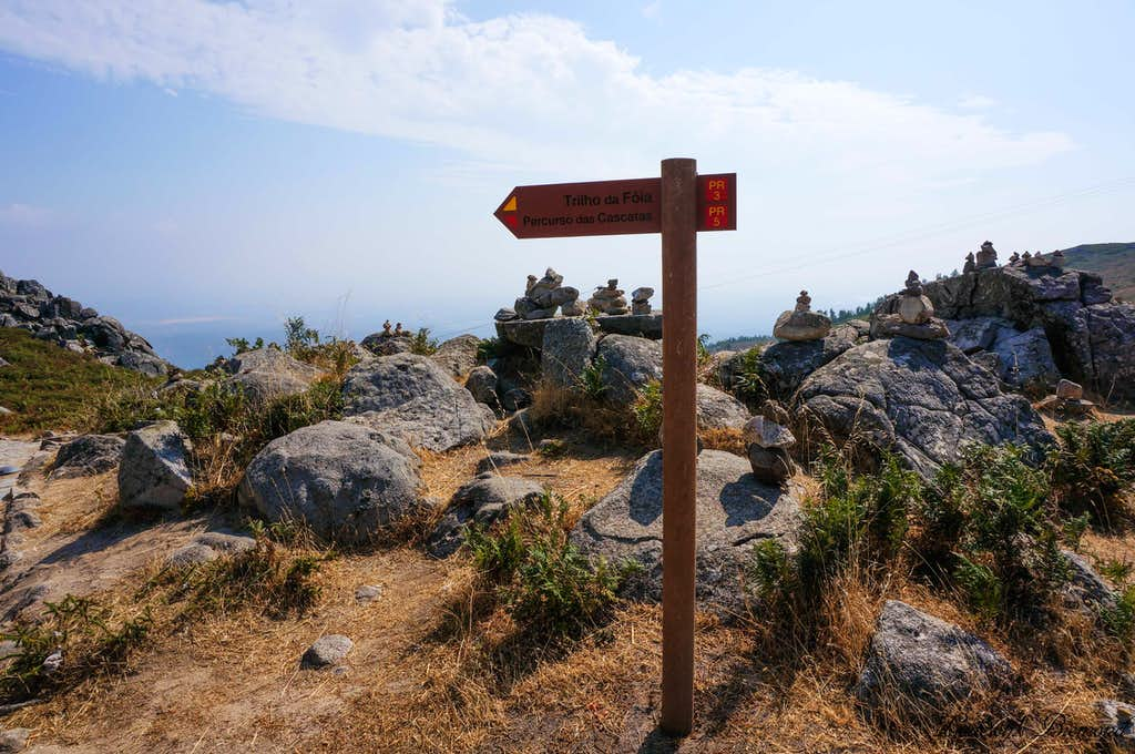The Trail on Foia (902m)