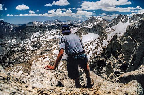 On Ruby Peak