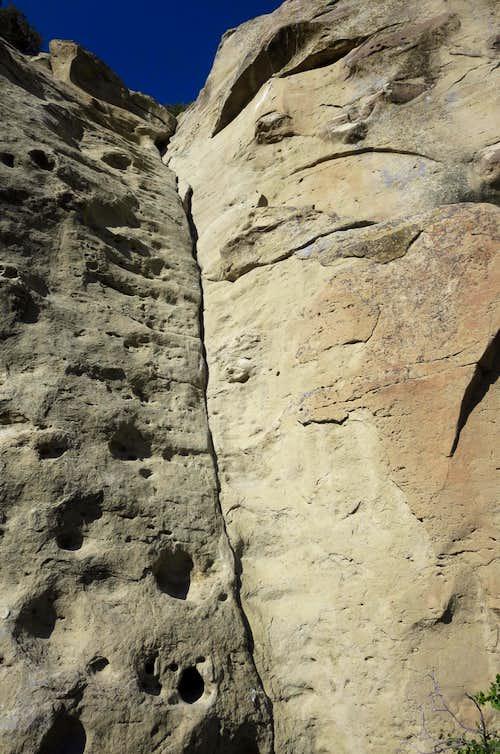 Gregory Area (Billings Rimrocks)-- 5.5-5.12c