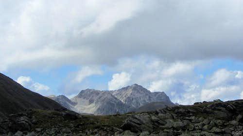 Piz S-Chalambert Dadaint (3031m)