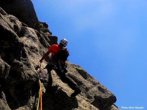 Arête de Zonza, the greatest classic climb of Bavella