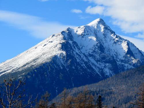 Slavkovský štít - winter 2016