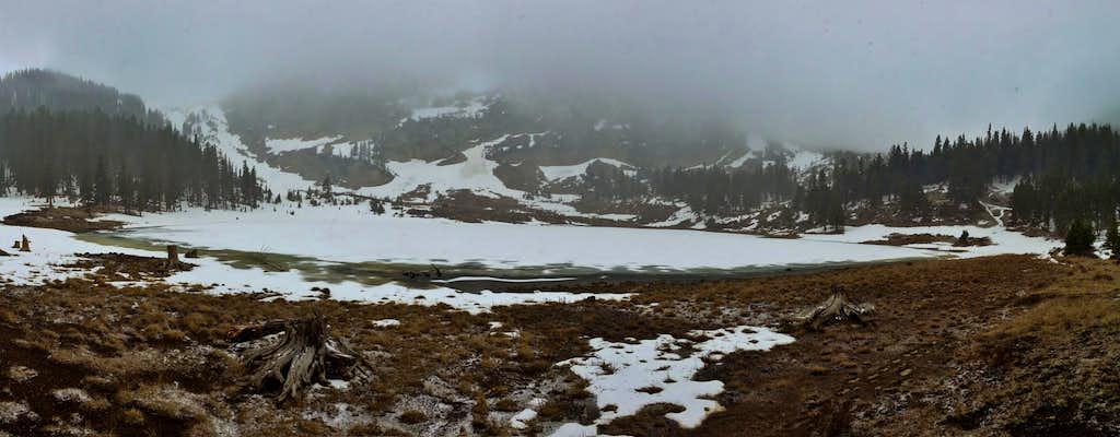 Pecos Baldy Lake - June 2015