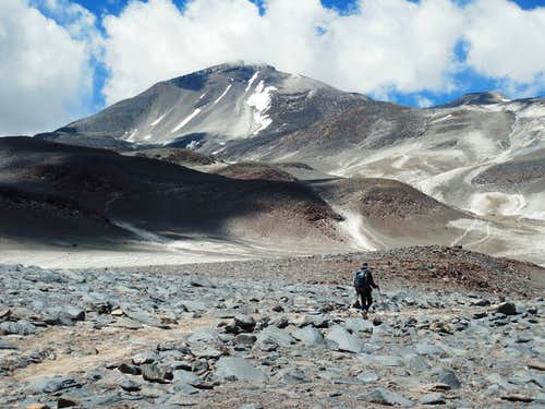 Old Dreams Die Hard: An Attempt to Climb the Highest Volcano on Earth