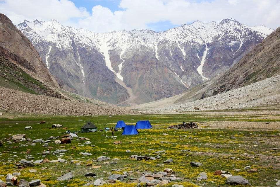 Shafat camp