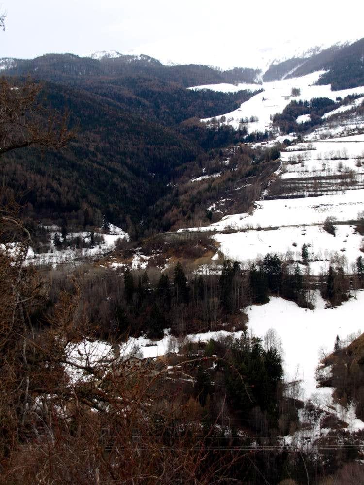 (Met-Buthier) 3 Val Buthier below Tardiva Hill 2016