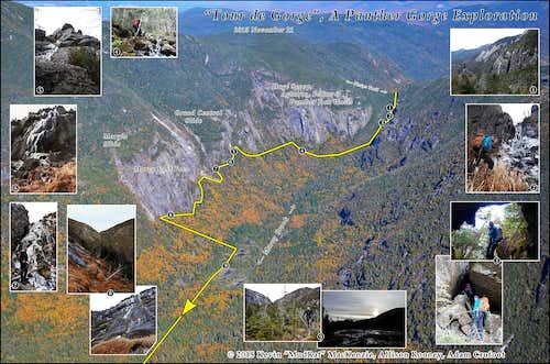 Tour de Gorge