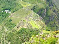 Machu Picchu from atop Huayna...