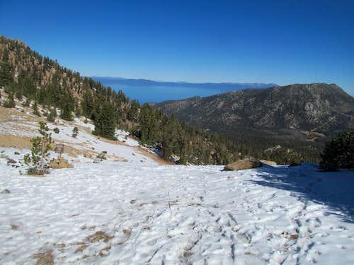 Tahoe & snow