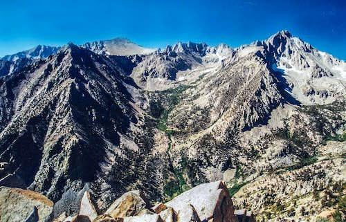 From Kearsarge Peak