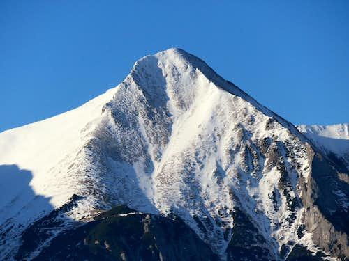 Ždiarska vidla 2141 m, winter 2016
