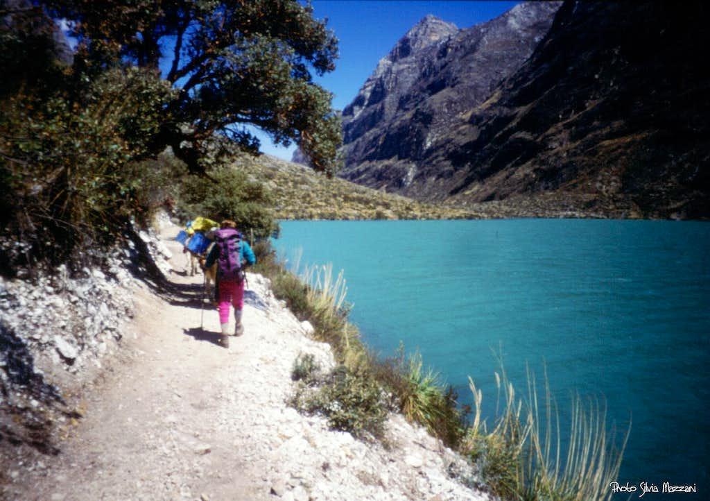 Ichiccocha lagoon, S.ta Cruz